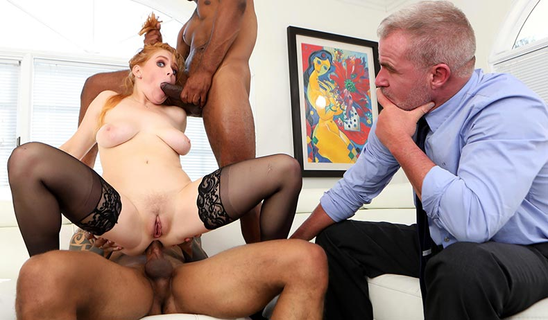 Interracial Cuckolds
